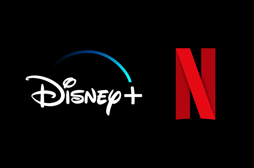 disney-plus-e-netflix Netflix dá as Boas-vindas ao Disney+ na América Latina