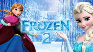 Frozen 2 disney plus