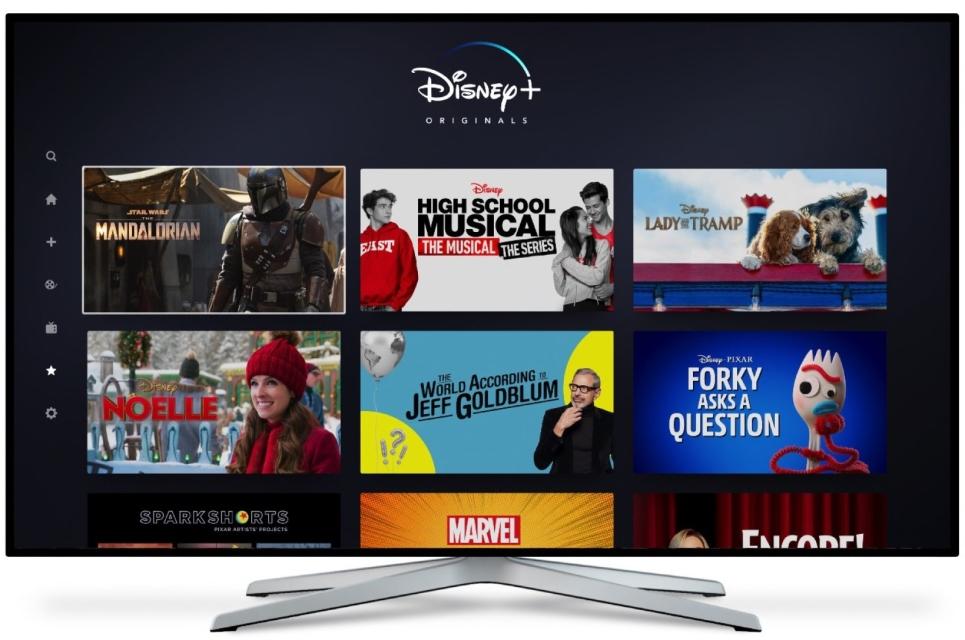Interface-divulgada-24-08-2019 Assinatura básica do Disney Plus: 7 perfis e 4 telas simultâneas em 4K