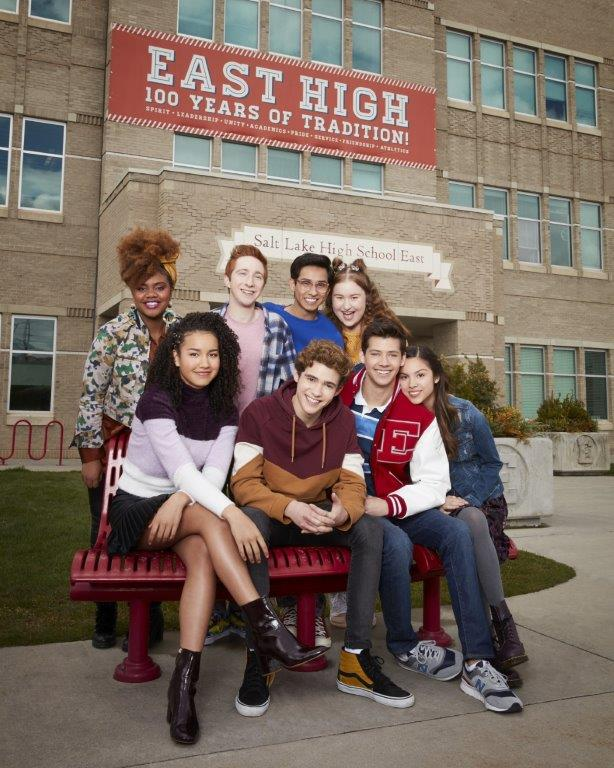 image16 High School Musical: The Musical: The Series | Fotos inéditas divulgadas