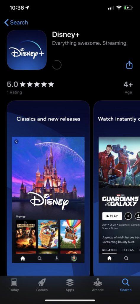 EEO_mJIWwAAV7JE-473x1024 App do Disney+ alcança 1º lugar em lançamento antecipado na Holanda