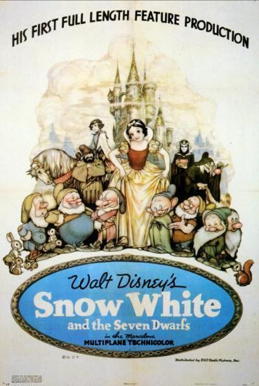 branca-de-neve Revelados novos detalhes do remake de Branca de Neve e os Sete Anões