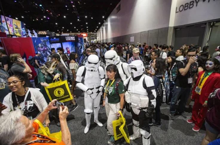 Comic-Con San Diego Comic-Con Será Virtual Pelo Segundo Ano Seguido