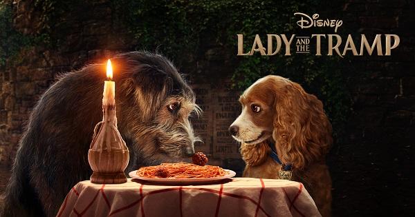 LadyAndTheTramp_Spg3_HInsta Os filmes originais Disney+ classificados do pior ao melhor