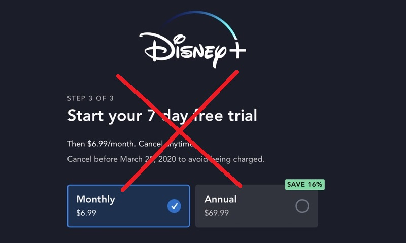 fim-do-Disney-plus-free-trial Disney Plus deixa de oferecer período de teste gratuito a novos assinantes