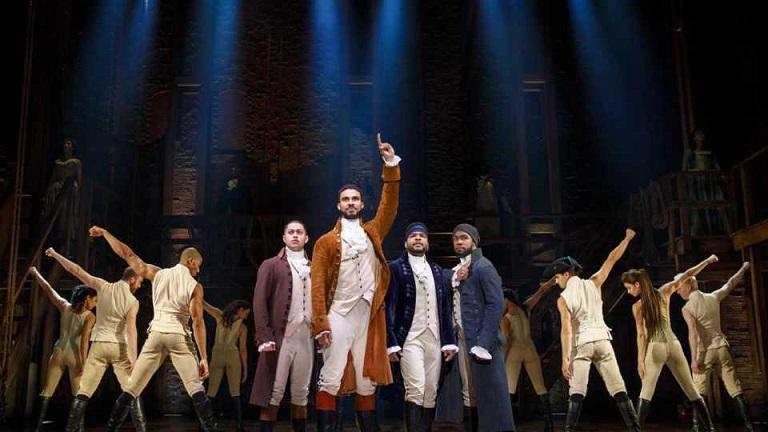 hamilton Sensação da Broadway, musical Hamilton chega ao Disney Plus!