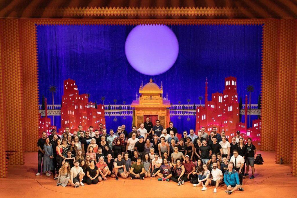 Aladdin-Disney-Plus-palco2-1024x683 Aladdin: Musical da Broadway e Londres pode chegar ao Disney+ em Abril
