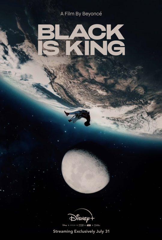 Black-Is-King-Poster-Disney-Plus-Brasil Black Is King: Filme de Beyoncé no Disney+ ganha trailer e pôster oficiais