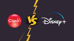 Claro vs Disney Plus