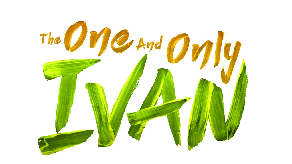 Disney-Plus-Brasil-The-One-and-Only-Ivan-logo Primeiro trailer de 'The One and Only Ivan' com Bryan Cranston de 'Breaking Bad'