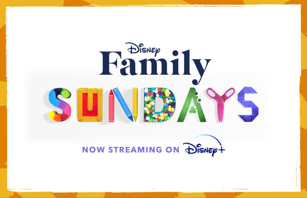 Family-Sundays-Guia-Disney-Plus-Brasil Disney+: lançamentos de filmes e séries da semana
