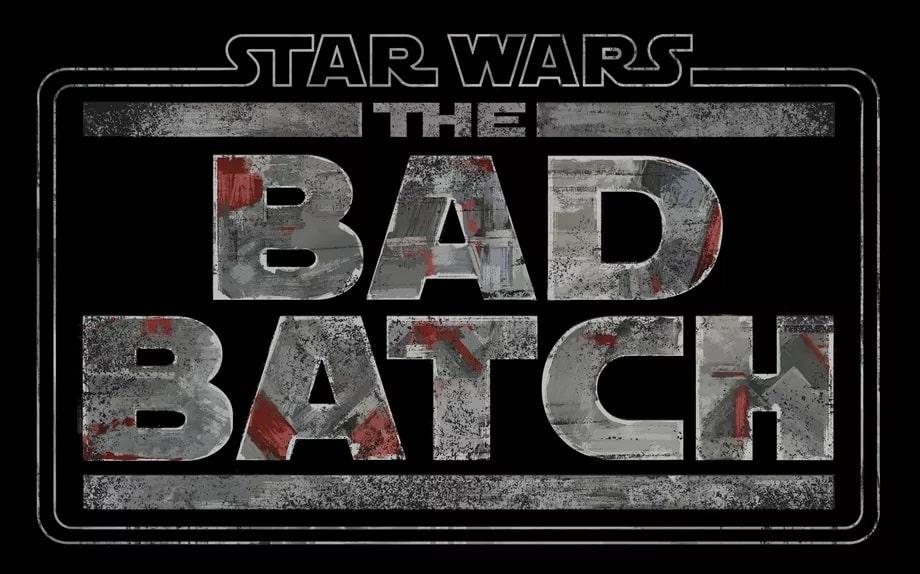 Star_Wars_The_Bad_Batch_Logo_Disney_plus_brasil Veja todo o conteúdo Star Wars anunciado no Disney Investor Day
