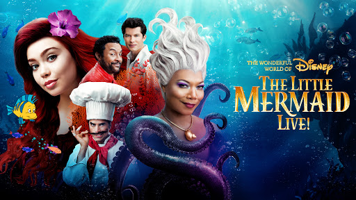 The-Little-Mermaid-Live Veja as 19 indicações do Disney+ ao Emmy, o maior prêmio da TV