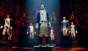 Hamilton lider de audiencia de streaming