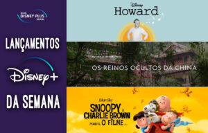 Lançamentos Disney Plus da semana