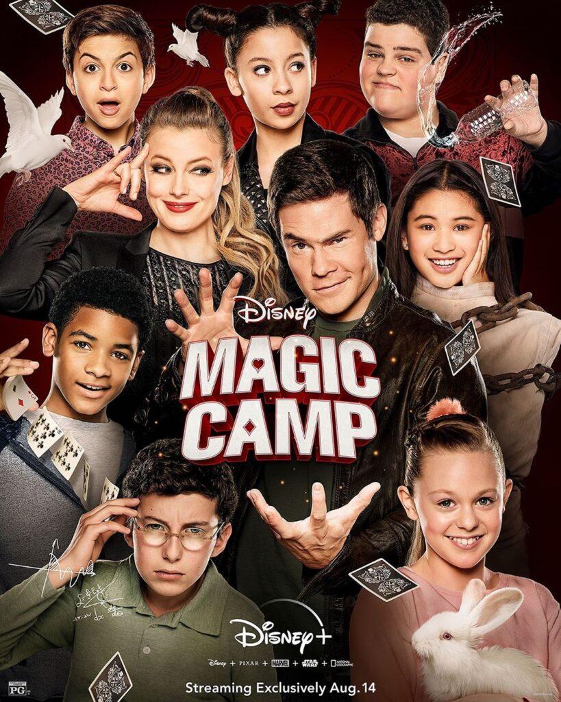 Magic-Camp-Disney-Plus-Brasil-819x1024 Magic Camp e outras novidades no catálogo do Disney+ nesta semana