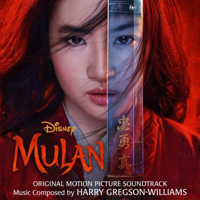 Mulan-Capa-Album-Trilha_Sonora Mulan: Trilha sonora tem 21 músicas, veja a lista completa