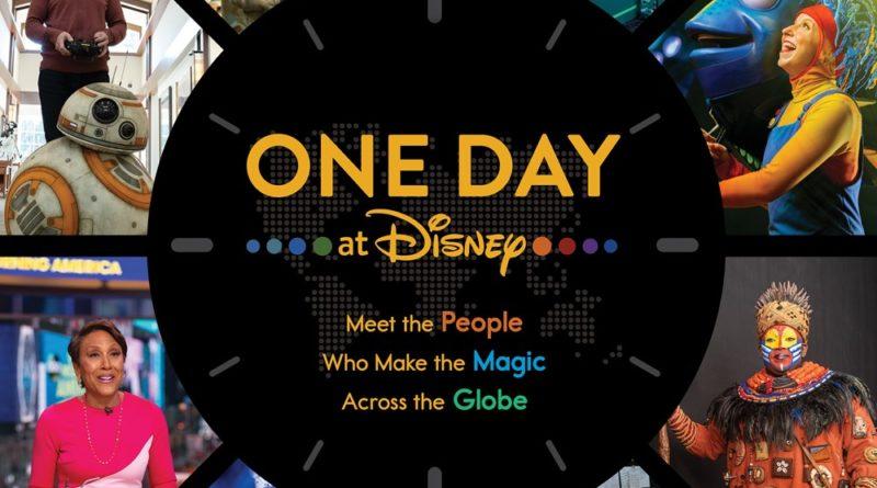 One-Day-at-Disney Confira os lançamentos Disney+ desta semana, incluindo Mulan!