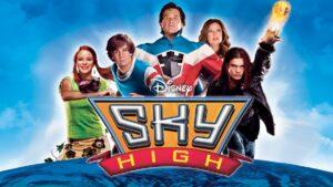 Sky High - Super Escola de Heróis - Disney Plus Brasil