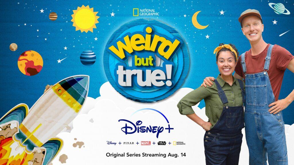 Weird-But-True-1024x576 Confira os lançamentos Disney+ desta semana, incluindo Mulan!