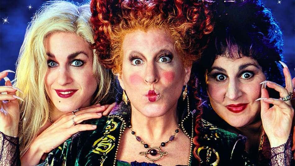 Abracadabra-Irmãs-Sanderson-Disney-Plus Abracadabra 2 - Irmãs Sanderson podem voltar na sequel de Hocus Pocus