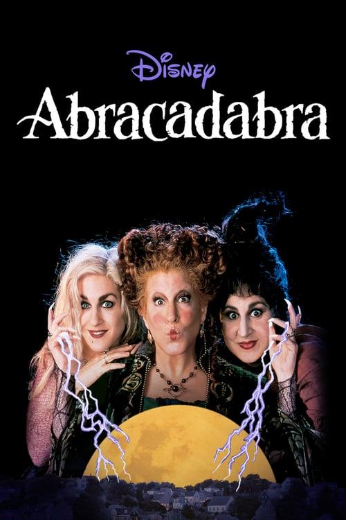 Abracadabra-cartaz-Hocus-Pocus-Disney-Plus Abracadabra 2 - Irmãs Sanderson podem voltar na sequel de Hocus Pocus