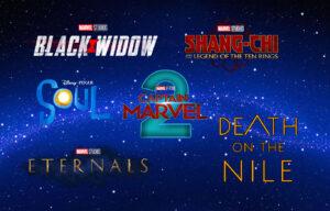 Calendario Lançamentos Cinema Disney