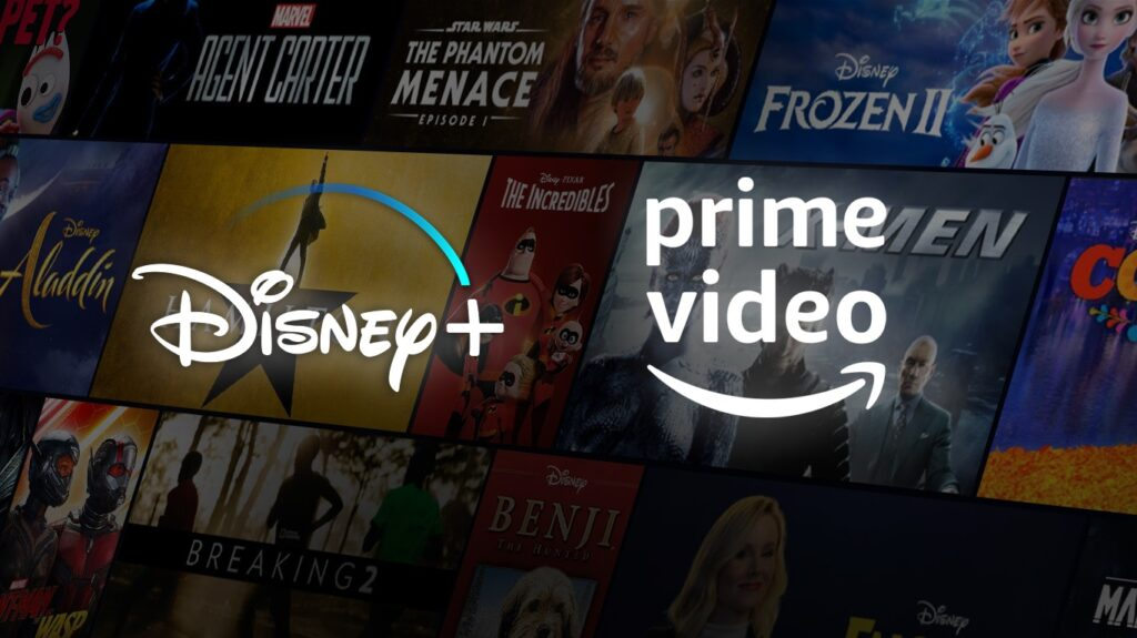 Disney-Plus-e-Amazon-Prime-Video-1-1024x575 Fim de acordo com a Disney: Veja quem sai e quem fica no catálogo da Amazon