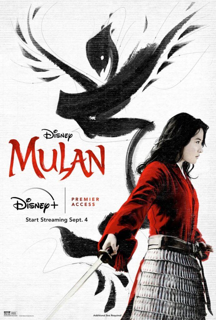 Mulan-poster-Disney-Plus-1-691x1024 Disney Plus confirma Mulan para todos os assinantes em 04 de Dezembro