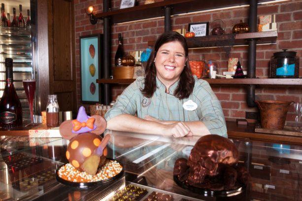 One-Day-At-Disney-–-Amanda-Lauder-Chef-de-Chocolate Confira as estreias desta semana no Disney+ (07 a 13 de Setembro)