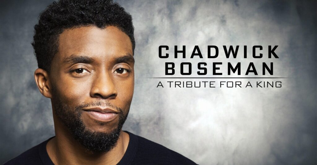 chadwick-boseman-a-tribute-for-a-king-disney-plus-1024x533 Tributo a Chadwick Boseman, o Pantera Negra, disponível no Disney Plus
