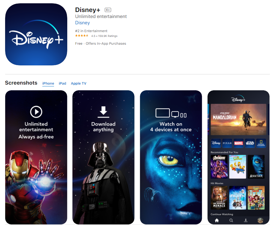 image-28 Mulan causa um aumento de 68% nos downloads do app do Disney Plus