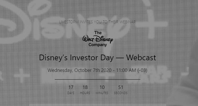 image-60 Dia do Investidor Disney: Data Definida e Promessa de Grandes Novidades
