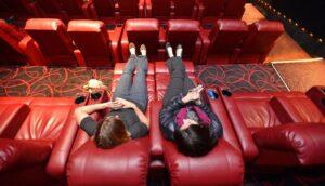AMC sala de cinema