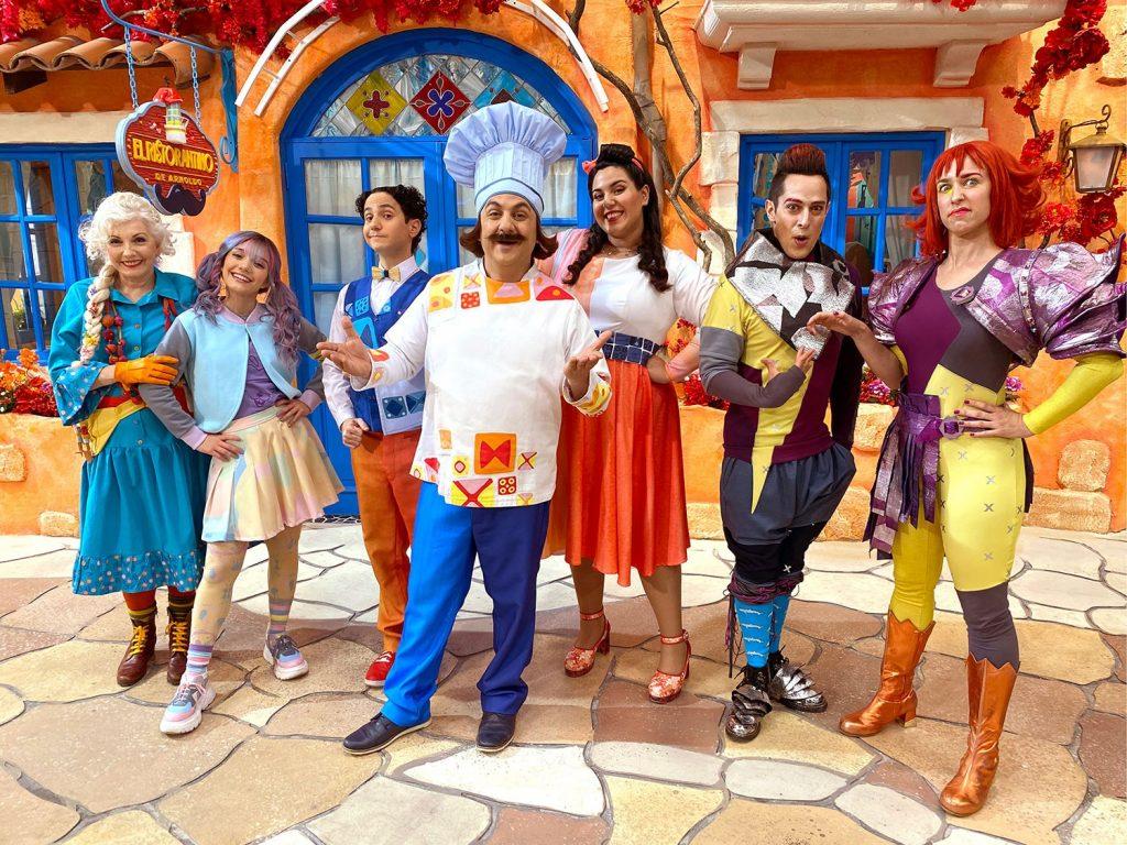 Il-Ristorantino-de-Arnoldo 6 Séries do Disney+ terão Pré-estreia no Brasil, veja Quando e Como Assistir