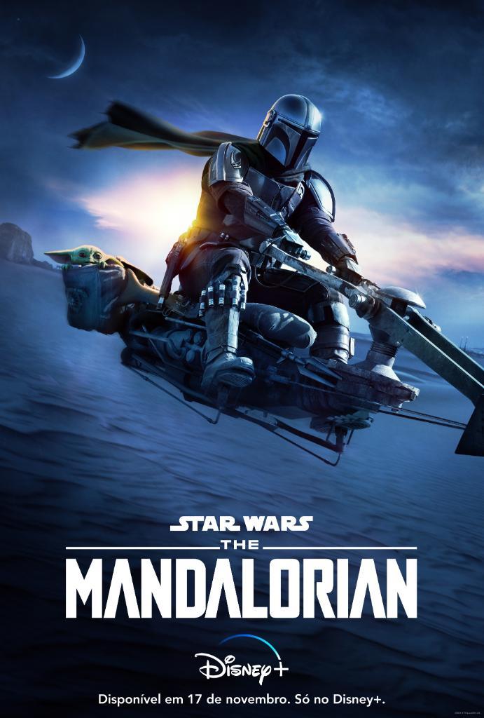 """Poster-The-Mandalorian-2a-temporada Já viu os novos pôsteres de """"The Mandalorian"""" e """"Os Eleitos""""?"""