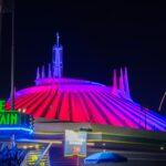 Disney está desenvolvendo um filme live-action da atração Space Mountain