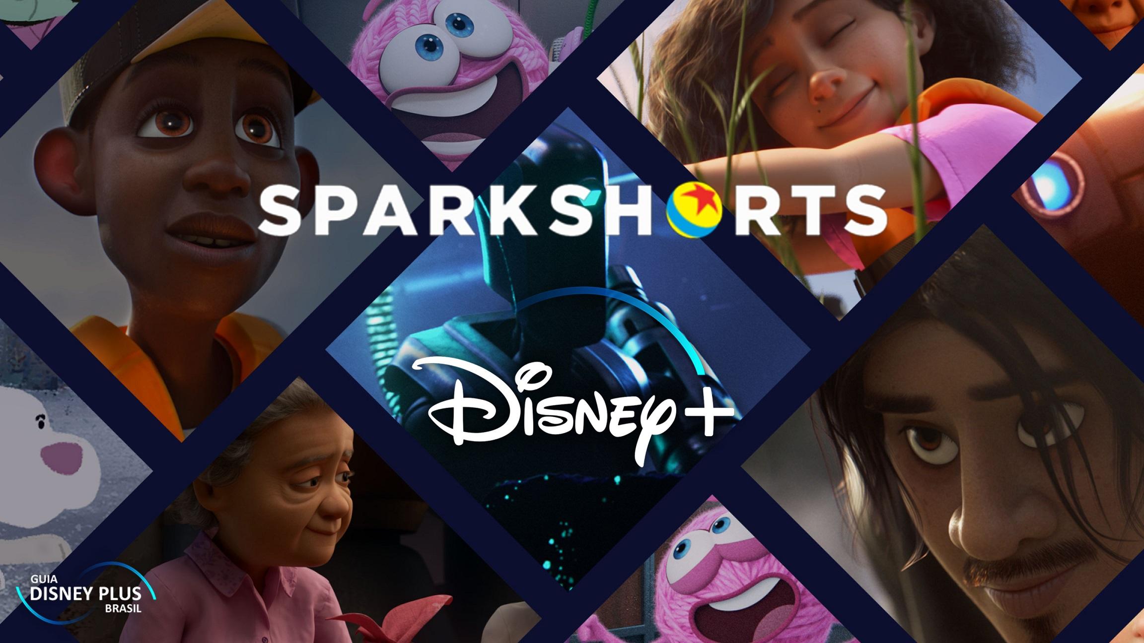 """Pixar revela novos curtas do programa """"SparkShorts"""""""