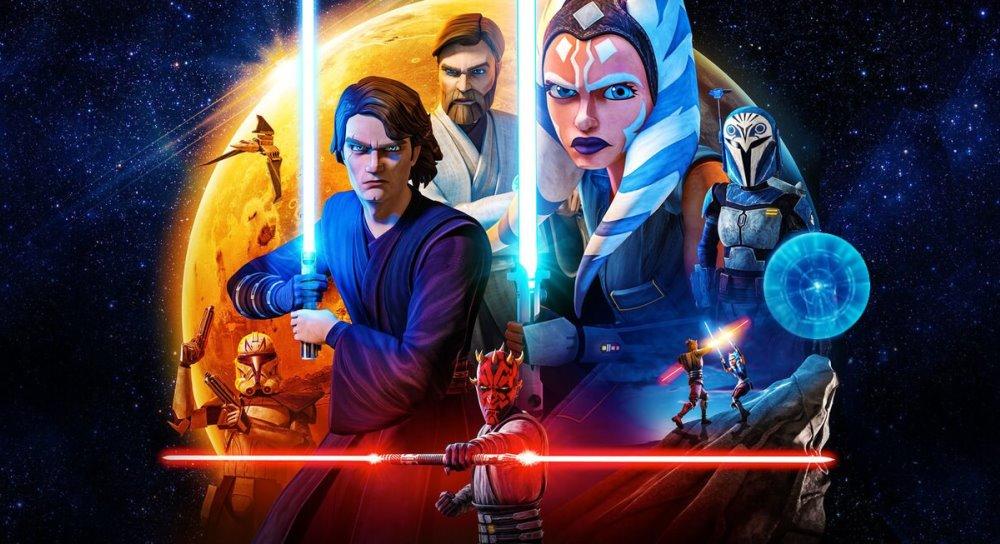 Star-Wars-A-Guerra-dos-Clones 6 Séries do Disney+ terão Pré-estreia no Brasil, veja Quando e Como Assistir