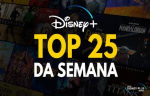 TOP 25 Disney Plus 04-10