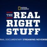 """Documentário """"The Real Right Stuff"""" da Nat Geo em breve no Disney+"""