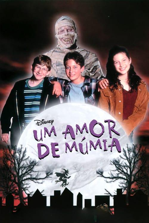 """Um-amor-de-mumia Remake da comédia """"Um Amor de Múmia"""" em breve no Disney+"""