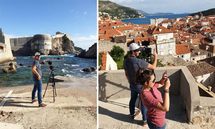 disney-plus-croacia-UNESCO-2 Disney+ grava documentário sobre Patrimônios Mundiais da UNESCO na Croácia