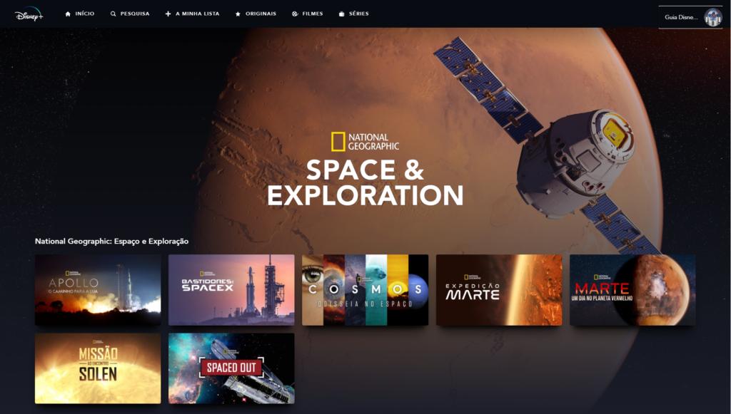 """image-17-1024x581 Disney+ adiciona nova Coleção """"Espaço e Exploração"""", da Nat Geo"""