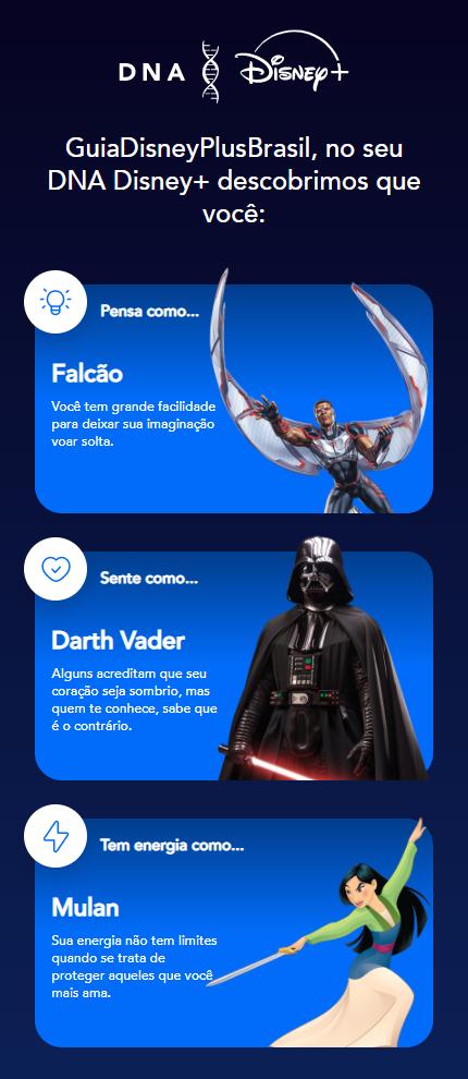 image-62 Site Oficial do Disney+ no Brasil liberou um Teste Divertido, Faça o seu!