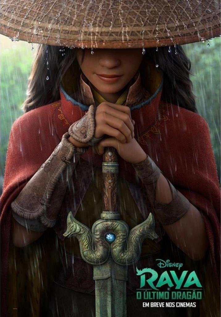 """raya-e-o-Ultimo-Dragao-poster-portugues-716x1024 Disney lança primeiro trailer da nova animação """"Raya e o Último Dragão"""""""