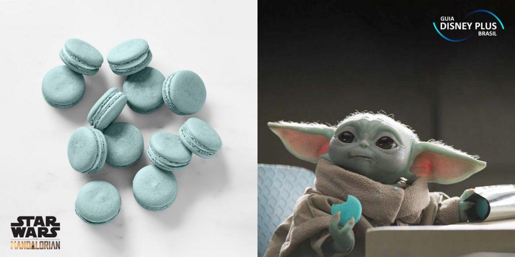 Biscoitos-Baby-Yoda-1024x512 Biscoitos Azuis surrupiados por Baby Yoda já estão à venda