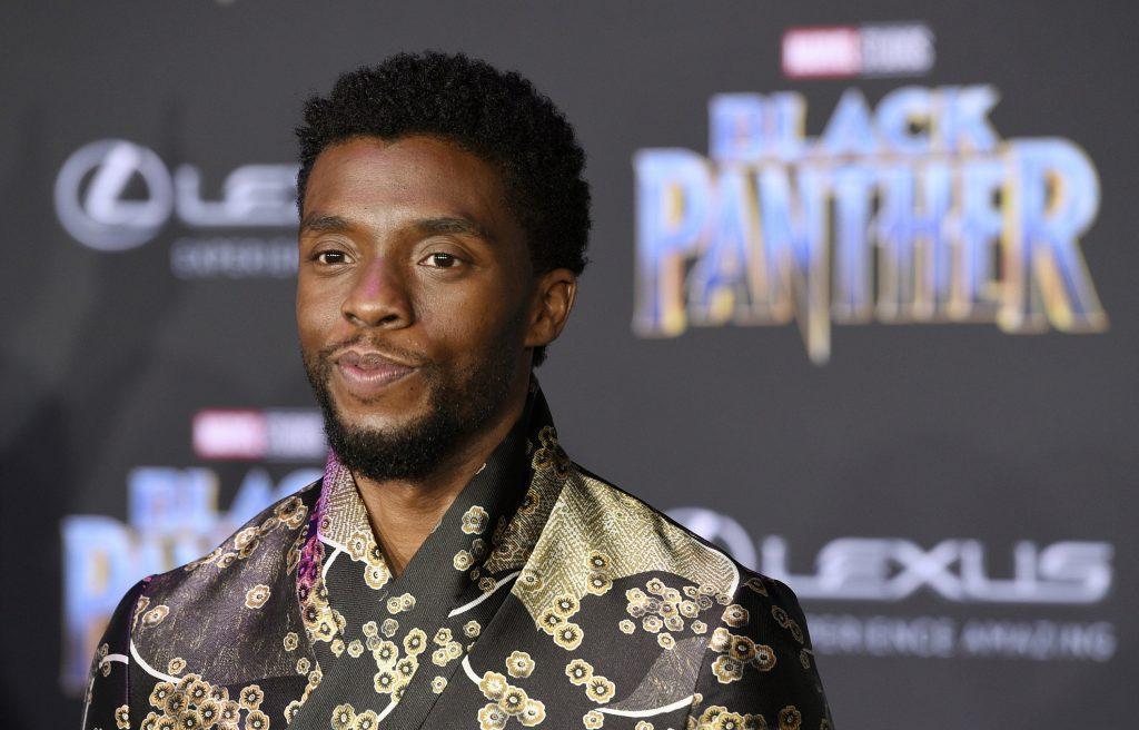 Chadwick-Boseman-Marvel-Pantera-Negra-1024x656 Pantera Negra | Série da Marvel Sobre Wakanda em Breve no Disney+