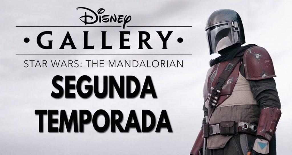 "Disney-Gallery-The-Mandalorian-Segunda-Temporada-Capa-1024x545 ""Disney Gallery: The Mandalorian"" terá 2ª Temporada no Disney Plus"