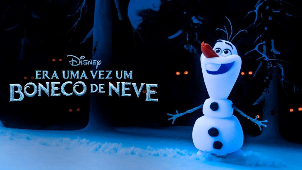 Era-Uma-Vez-Um-Boneco-de-Neve-1024x576 Com voz de Fábio Porchat, Disney+ divulga trailer e confirma curta do Olaf no Brasil
